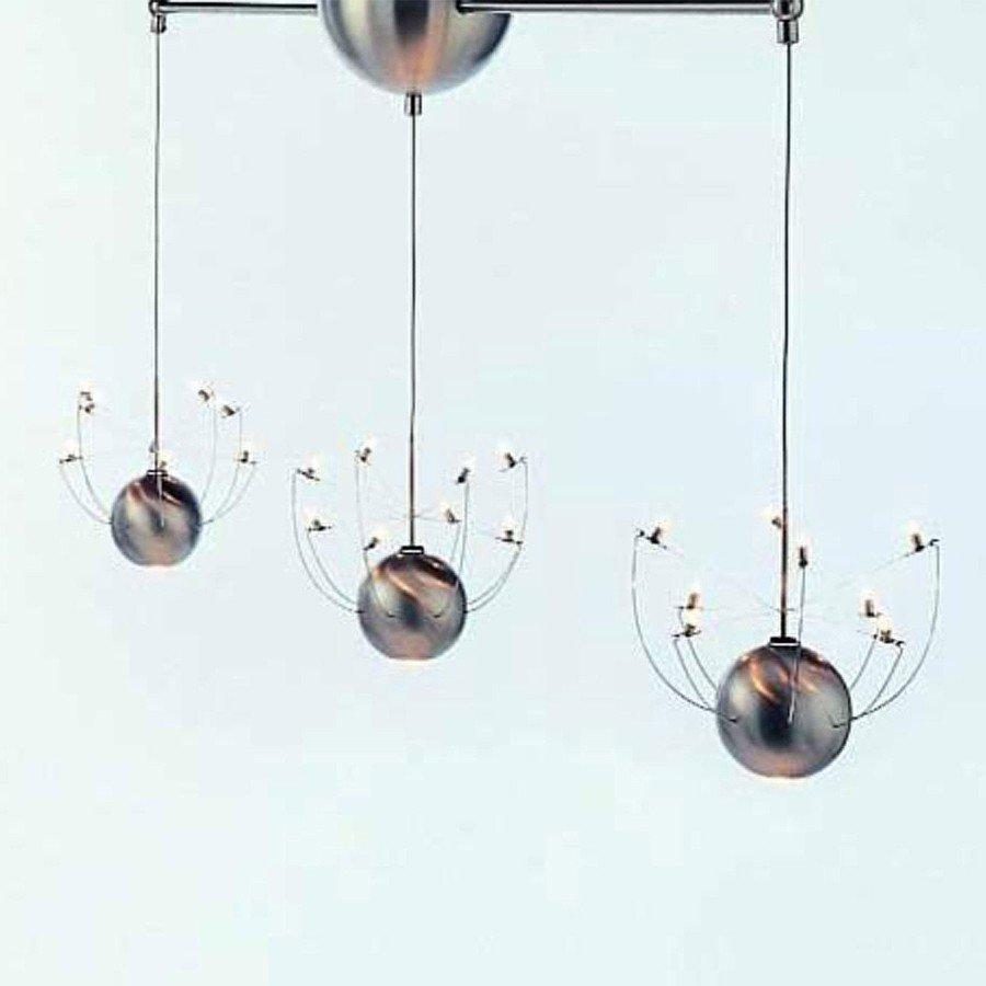 Hanglamp Quasar Orkje 3lichts
