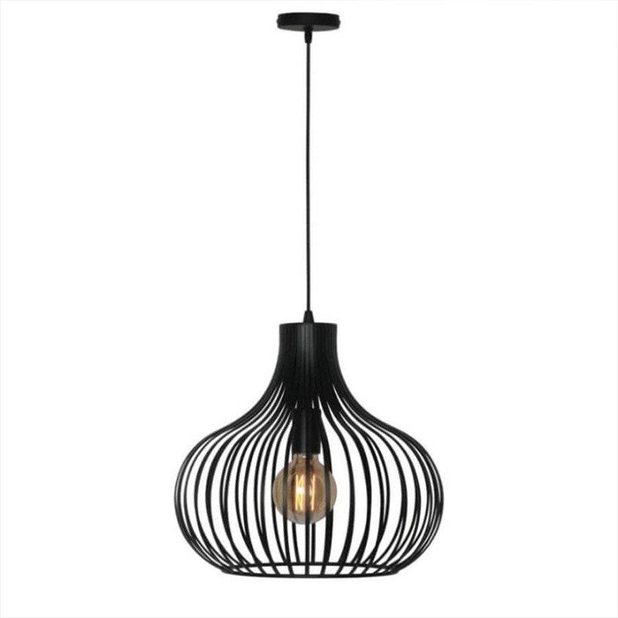 Hanglamp Aglio Zwart