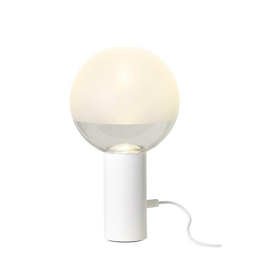 Tafellamp Oligo Kuula Wit