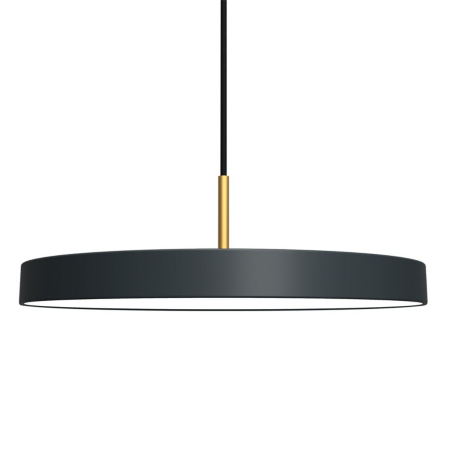Hanglamp Umage Asteria Anthracite Grey