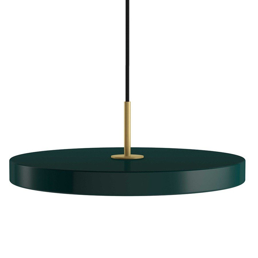 Hanglamp Umage Asteria Forest Green