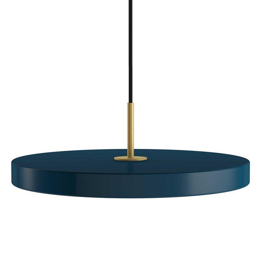 Hanglamp Umage Asteria Petrol