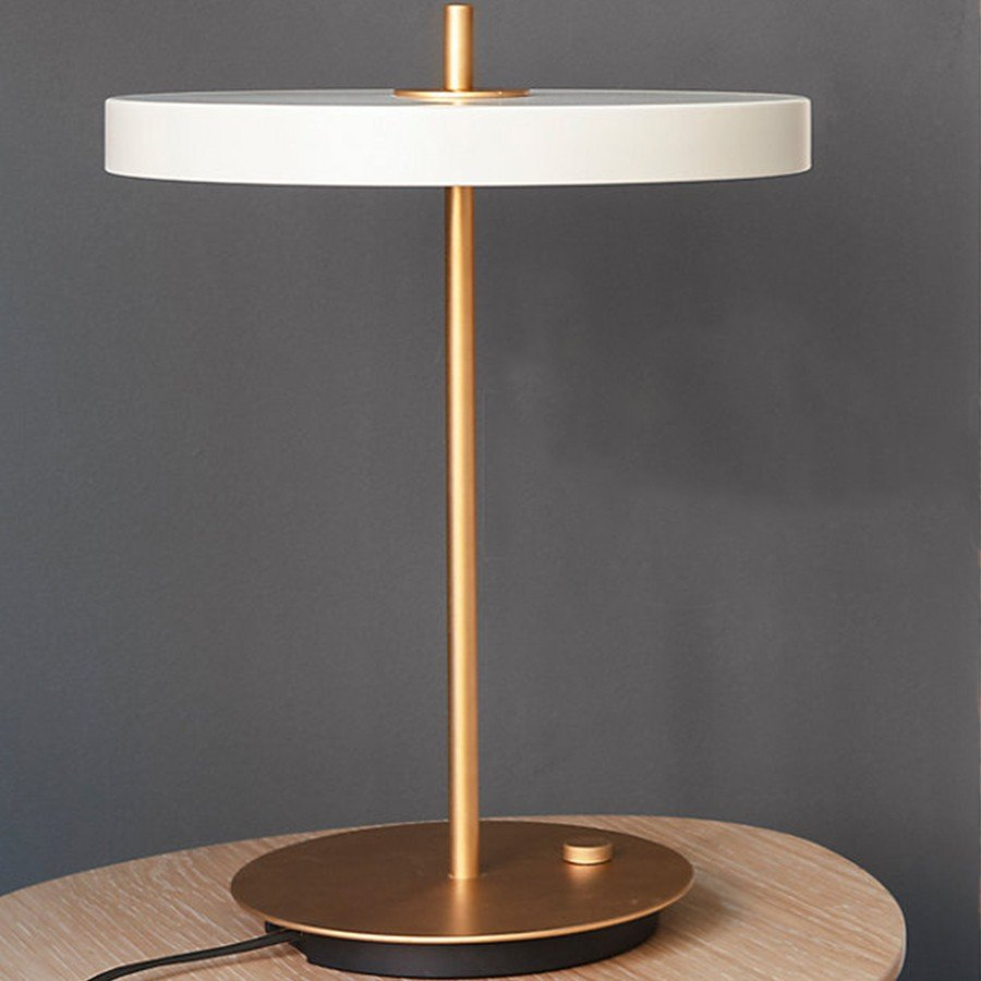 Tafellamp Umage Asteria Pearl White