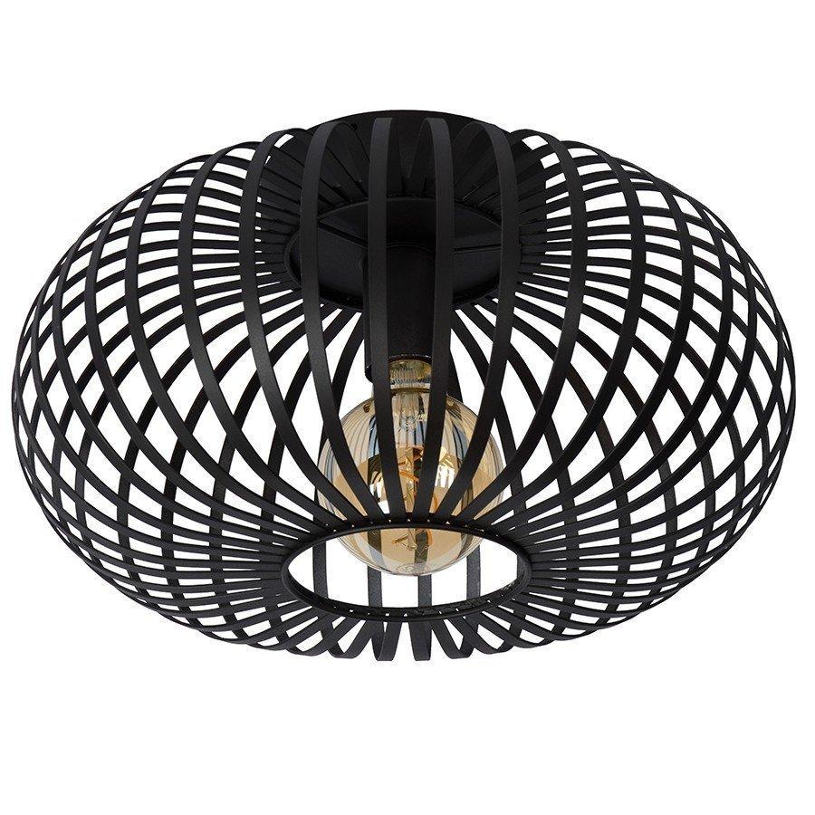 Plafondlamp Zwart Lucide Manuela