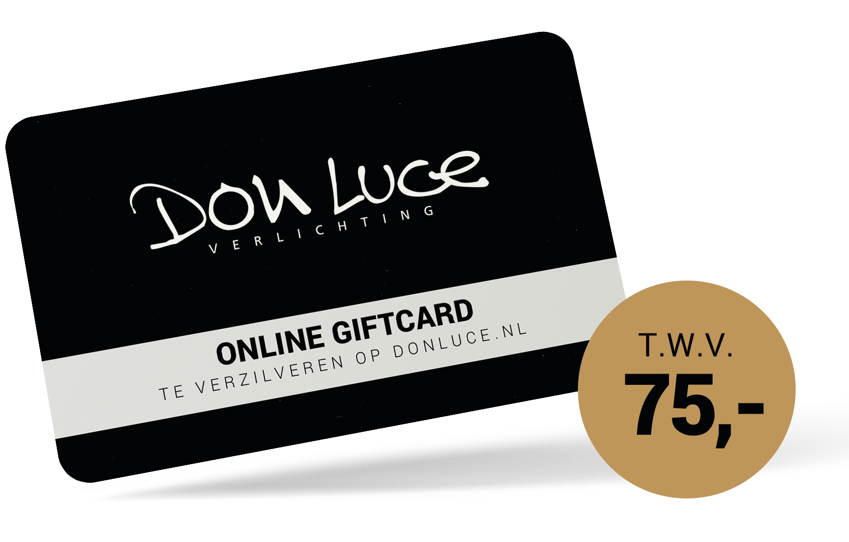 DonLuce Giftcard 75
