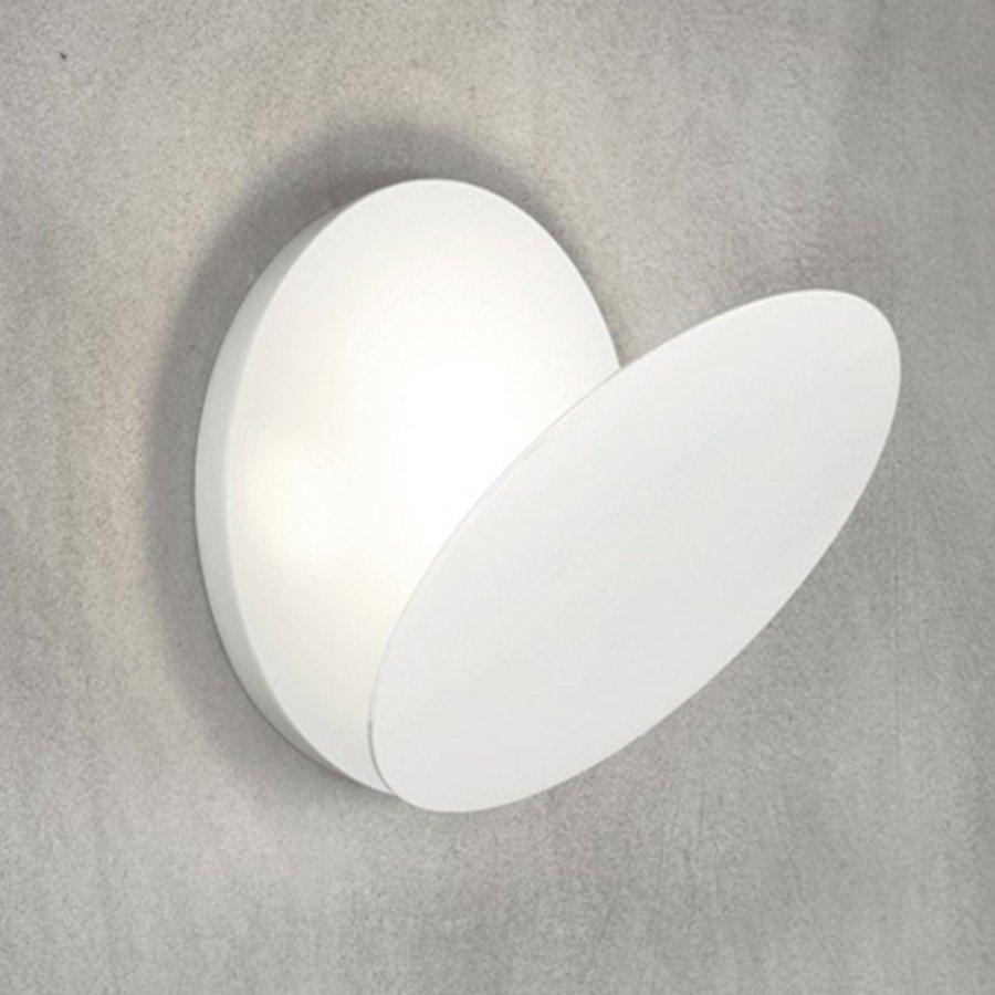 Millelumen Wandlamp Circles 1 Wit