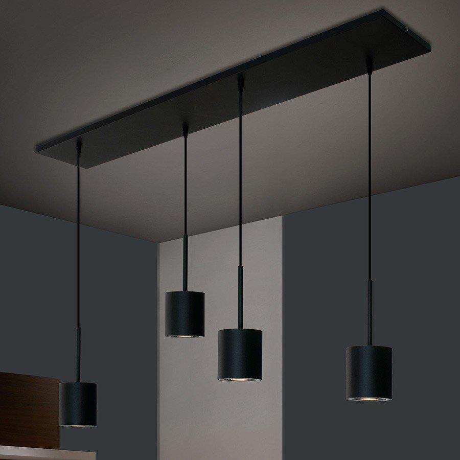 Hanglamp NouStil T-633 Zwart