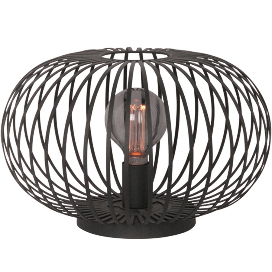 Tafellamp Freelight Uglio Zwart Groot