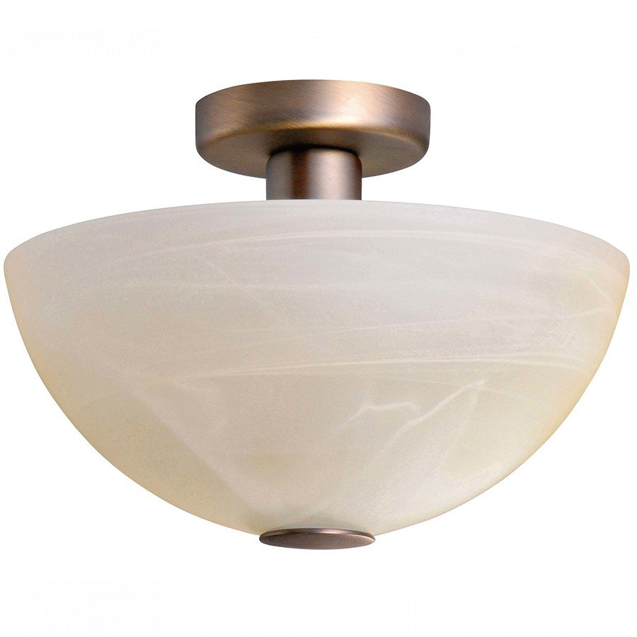 Plafondlamp Highlight Palermo Brons