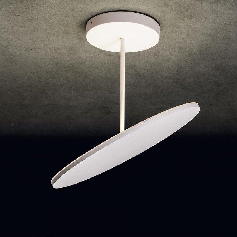 Plafondlamp Holtkotter Plano XL Wit