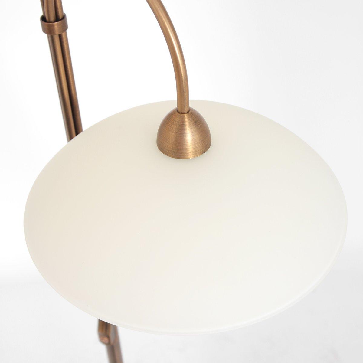 brons lamp