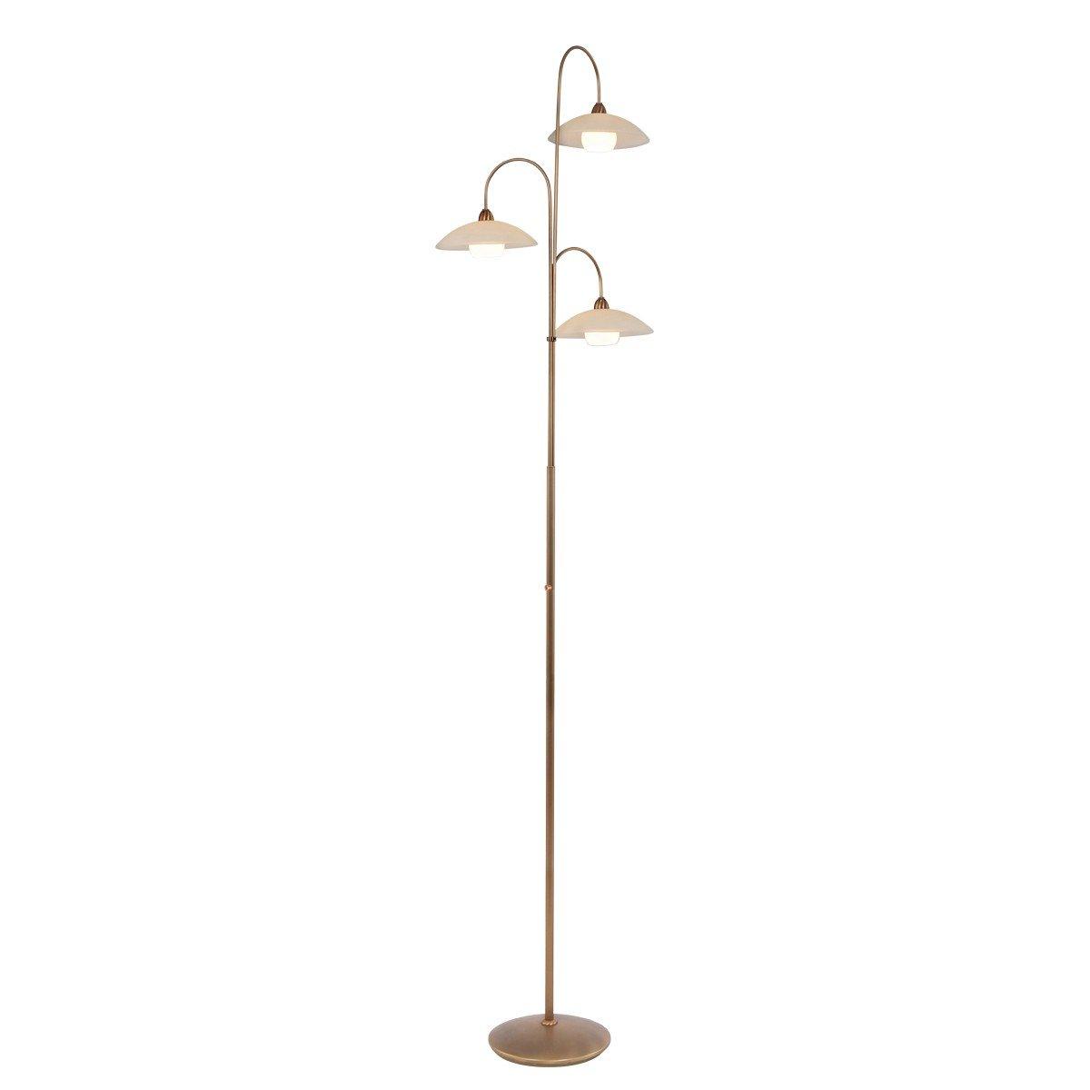 Vloerlamp Steinhauer Monarch 7924BR