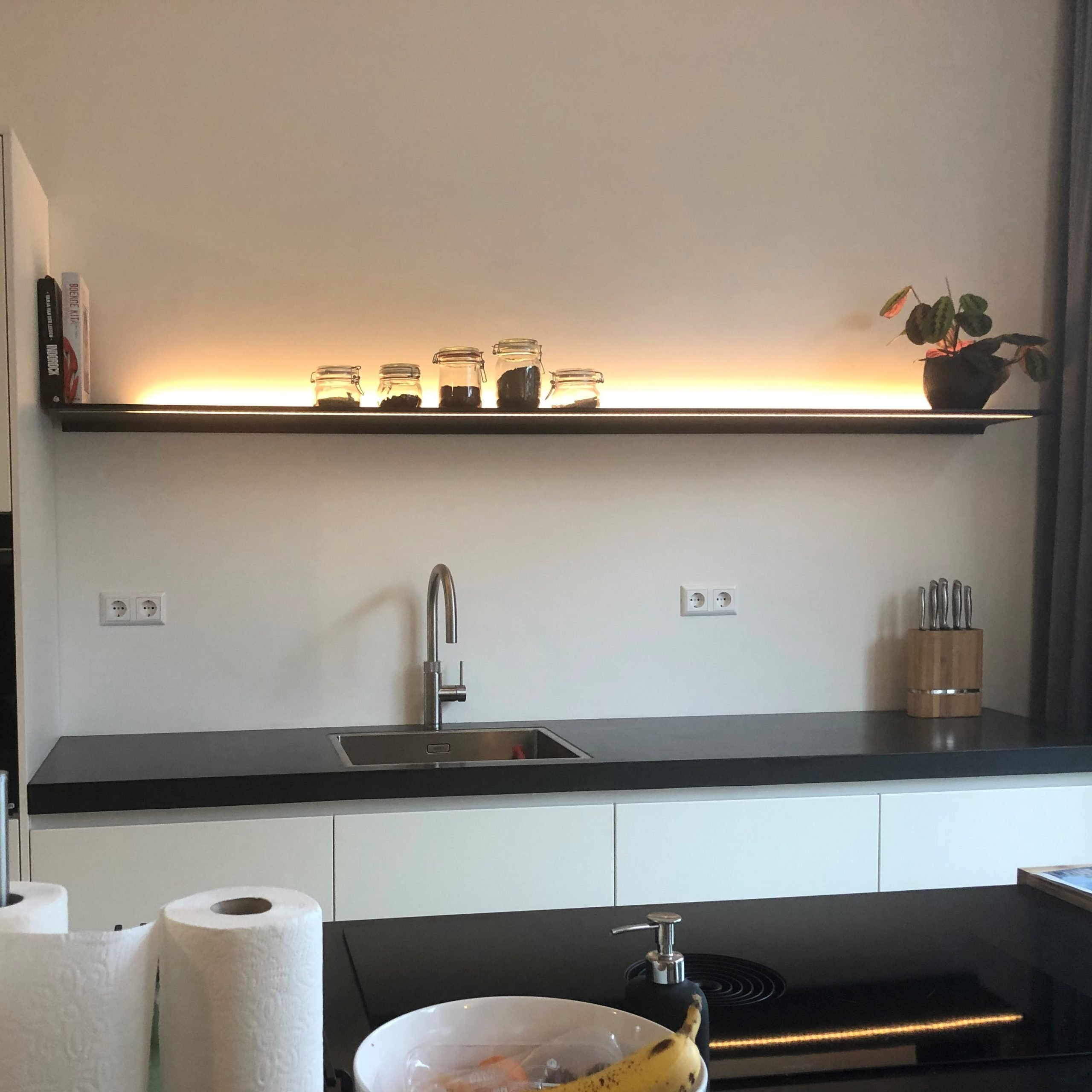 Wandlamp Shelf Gesture Control Premium