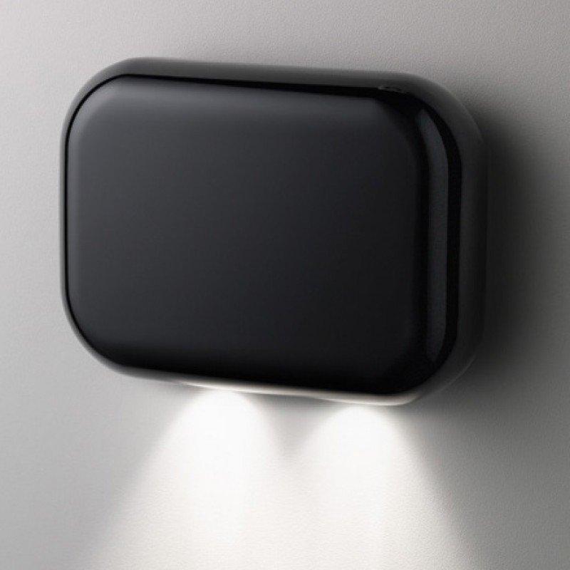 Wandlamp Molto Luce Emkit Zwart