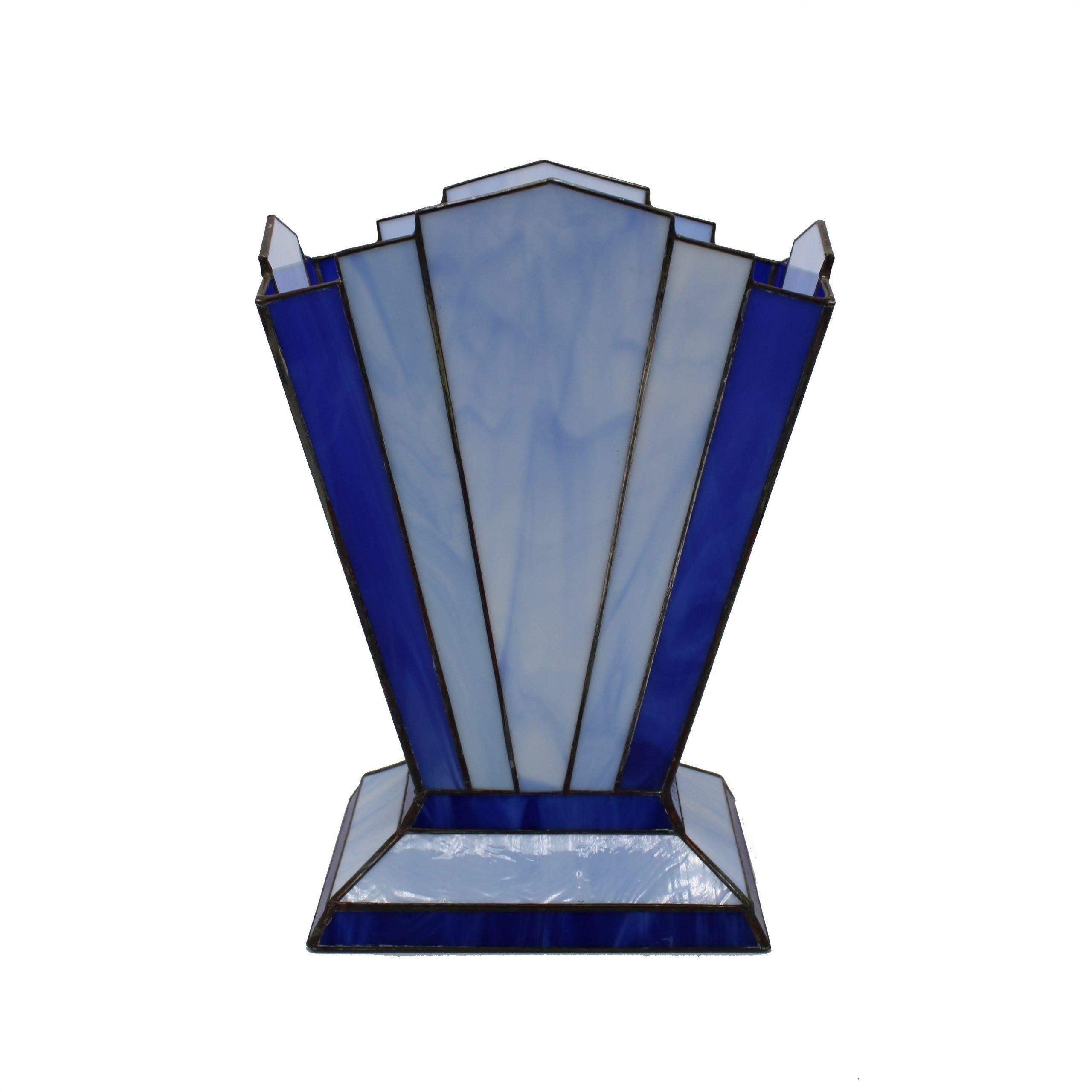 Tafellamp Zodiac Donkerblauw Blauw