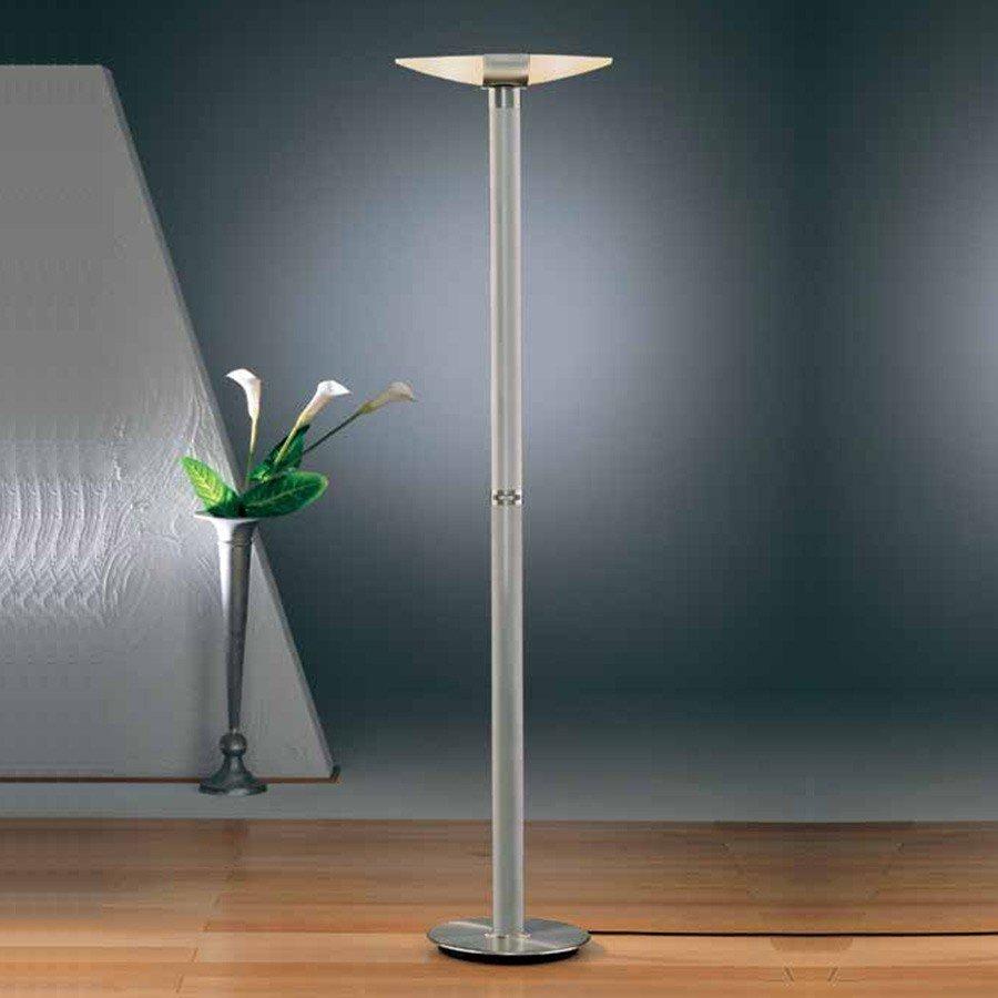 Vloerlamp Holtkotter Ovaal Glas
