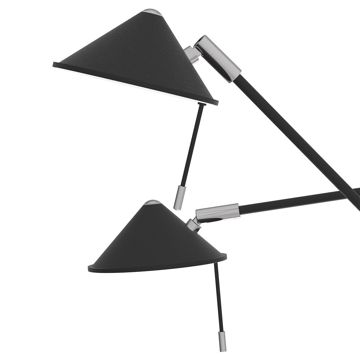 dubbele leeslamp