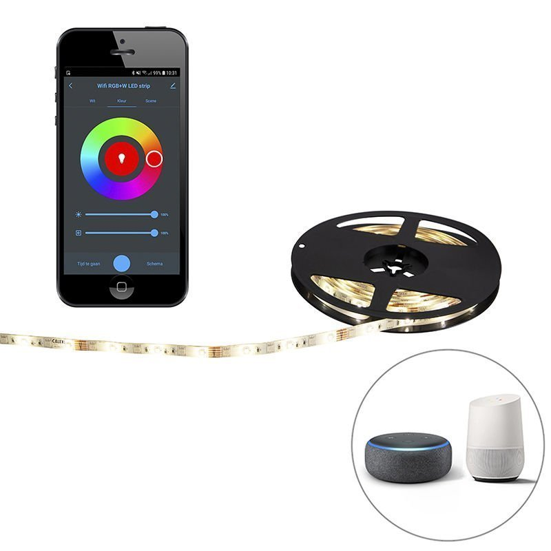 Calex Smart Home Led Strip Multicolor