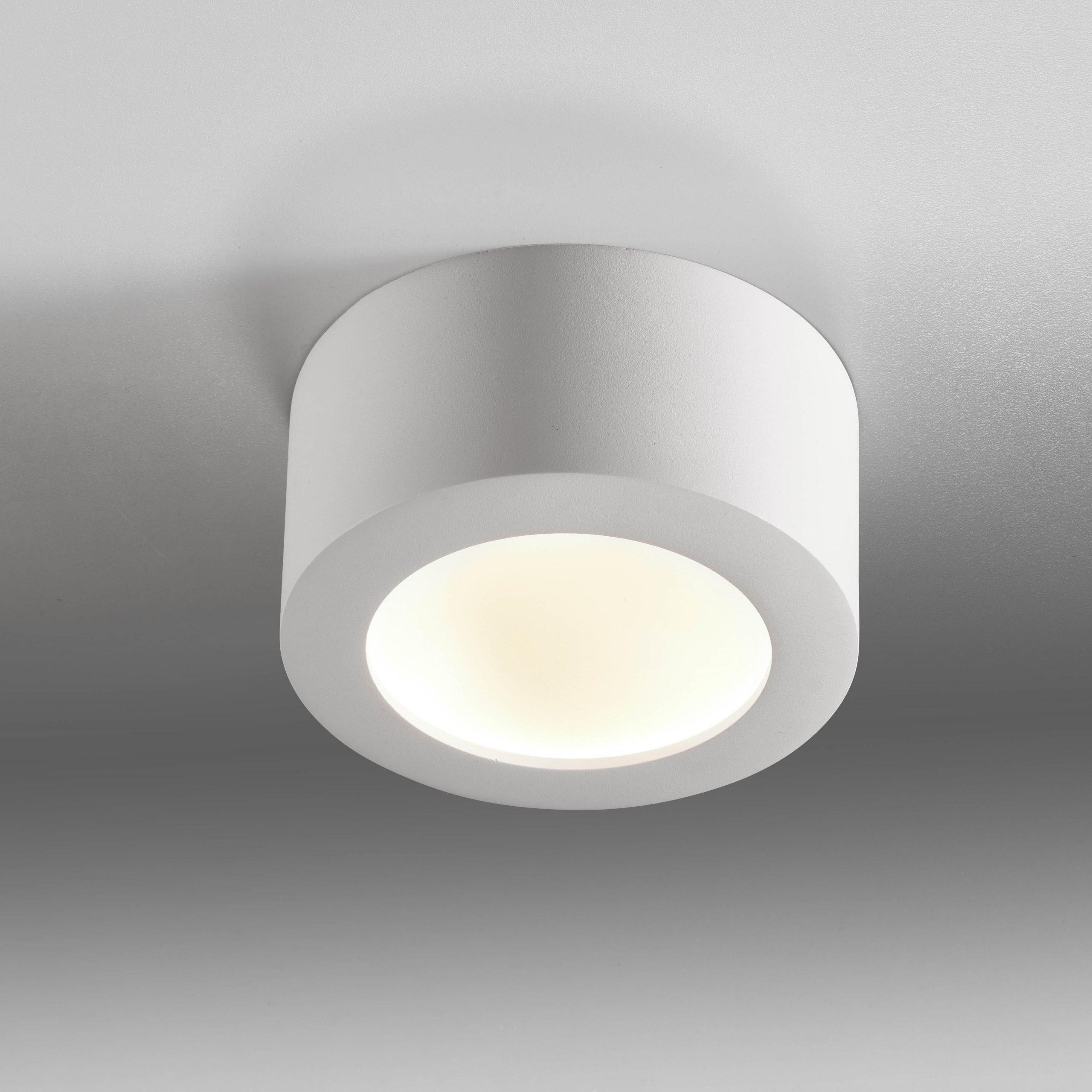 Plafondlamp Bowl Wit Small