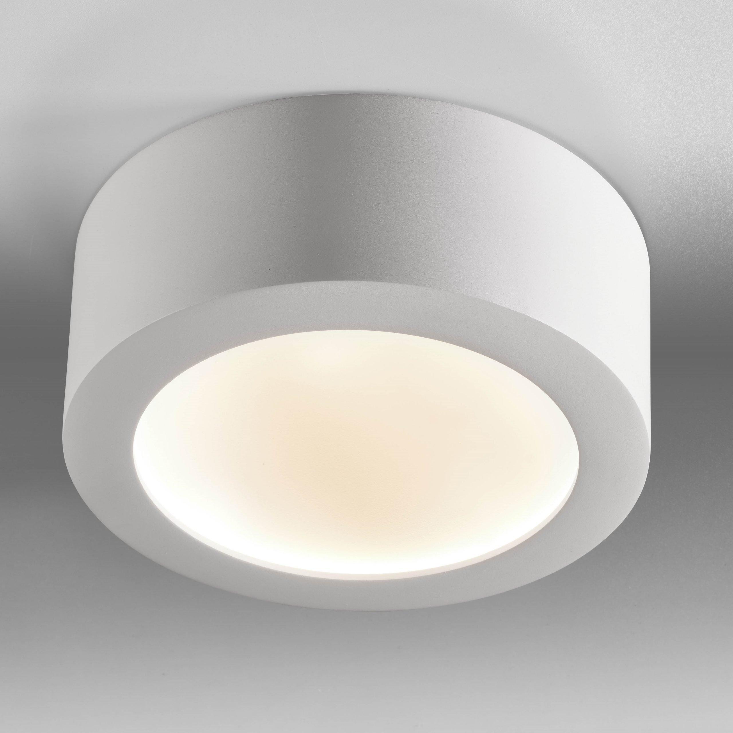 Plafondlamp Bowl Wit Large