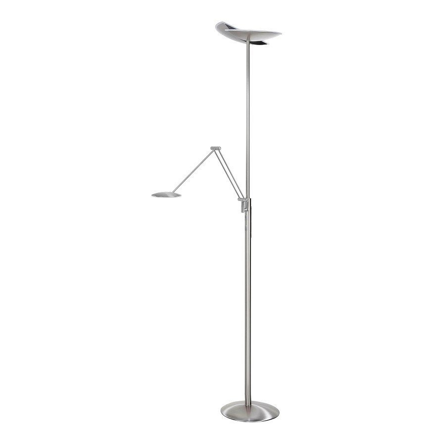 Vloerlamp Highlight New Sapporo Staal