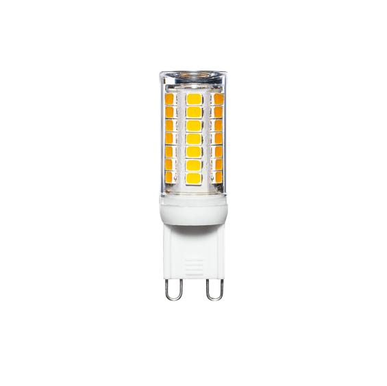 Dimbare ledlamp aan uit