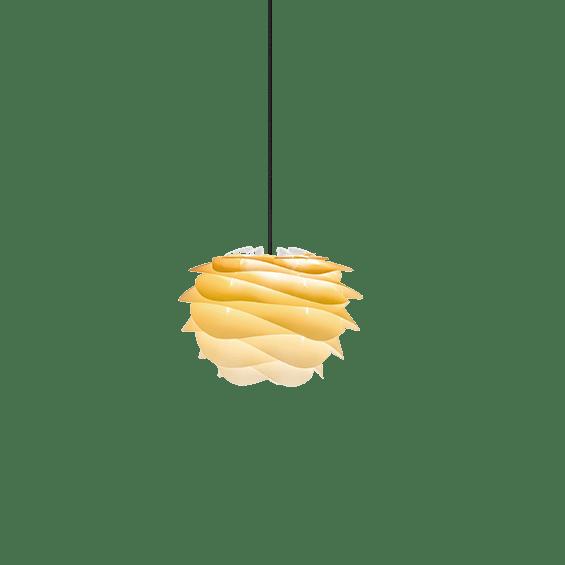 Hanglamp Umage Carmina Mini Sahara Met Zwarte Pendel