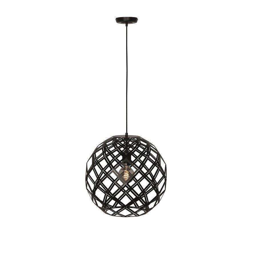 Hanglamp Freelight Emma 40cm Zwart