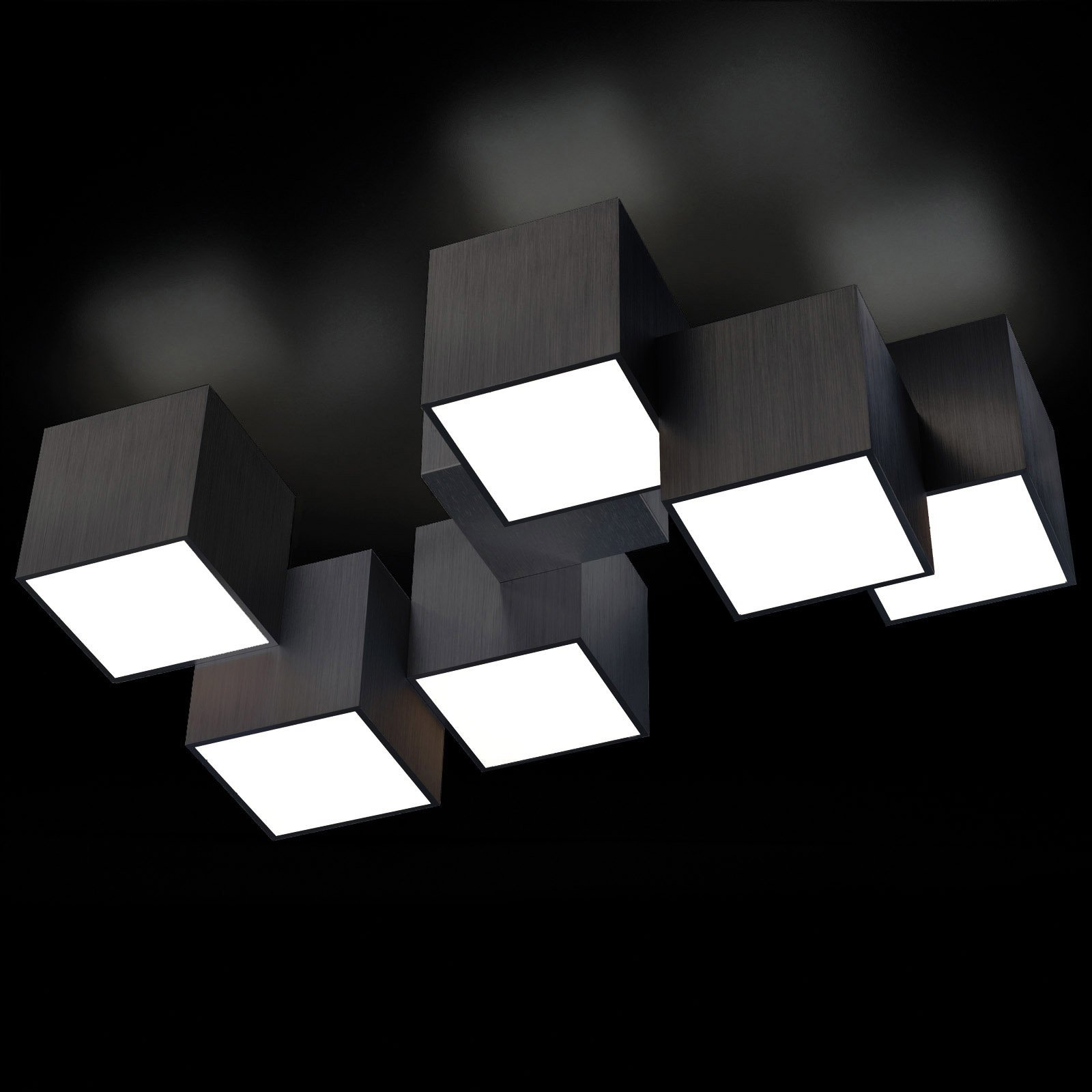 black design light
