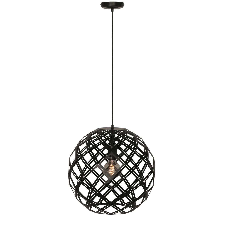 Hanglamp Freelight Emma 50cm Zwart