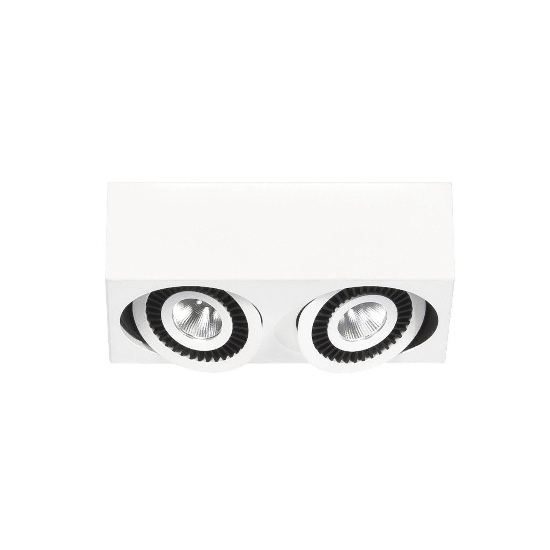 Opbouwspot Highlight Eye Wit 2 Lichts