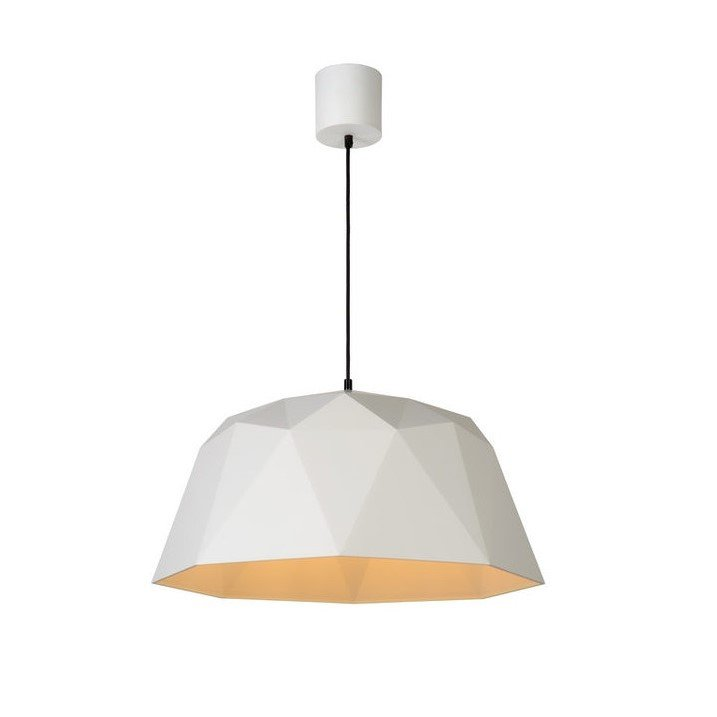 Hanglamp Lucide Geometry Wit 60CM