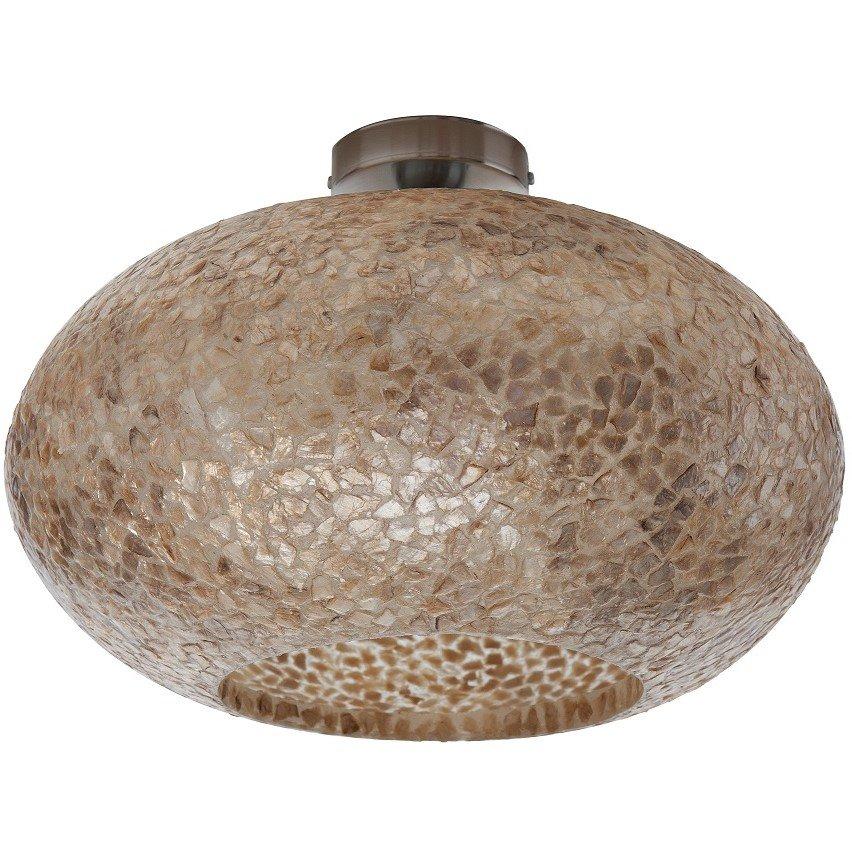Plafondlamp Wangi Gold Ufo