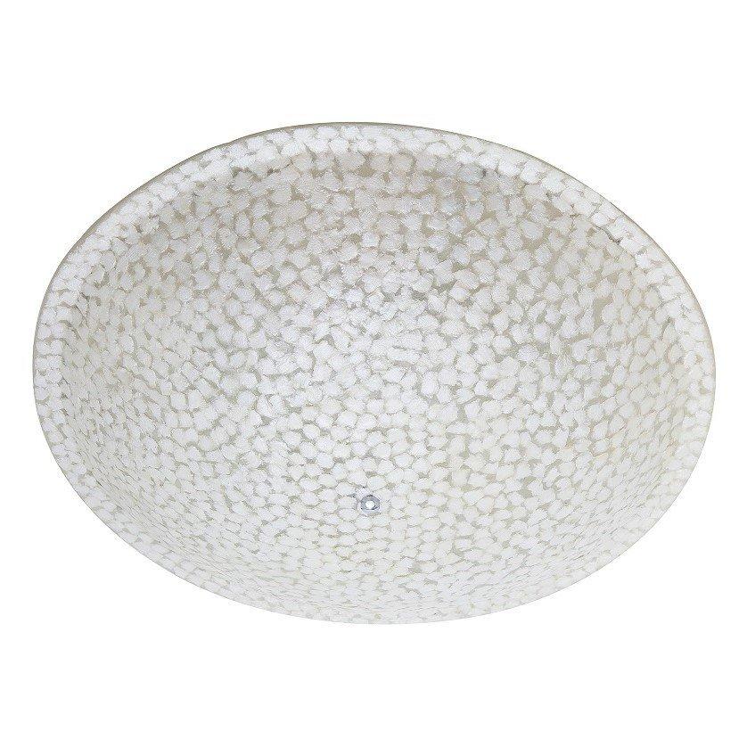 Plafondlamp Wangi White Plat 40cm