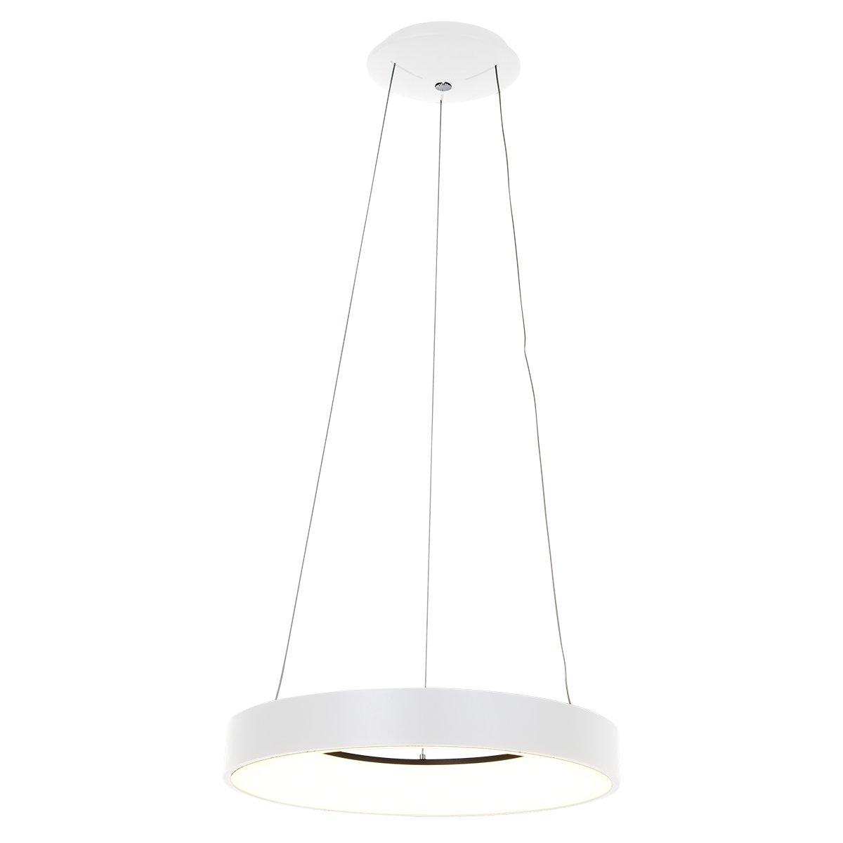 Hanglamp Steinhauer Ringlede Wit