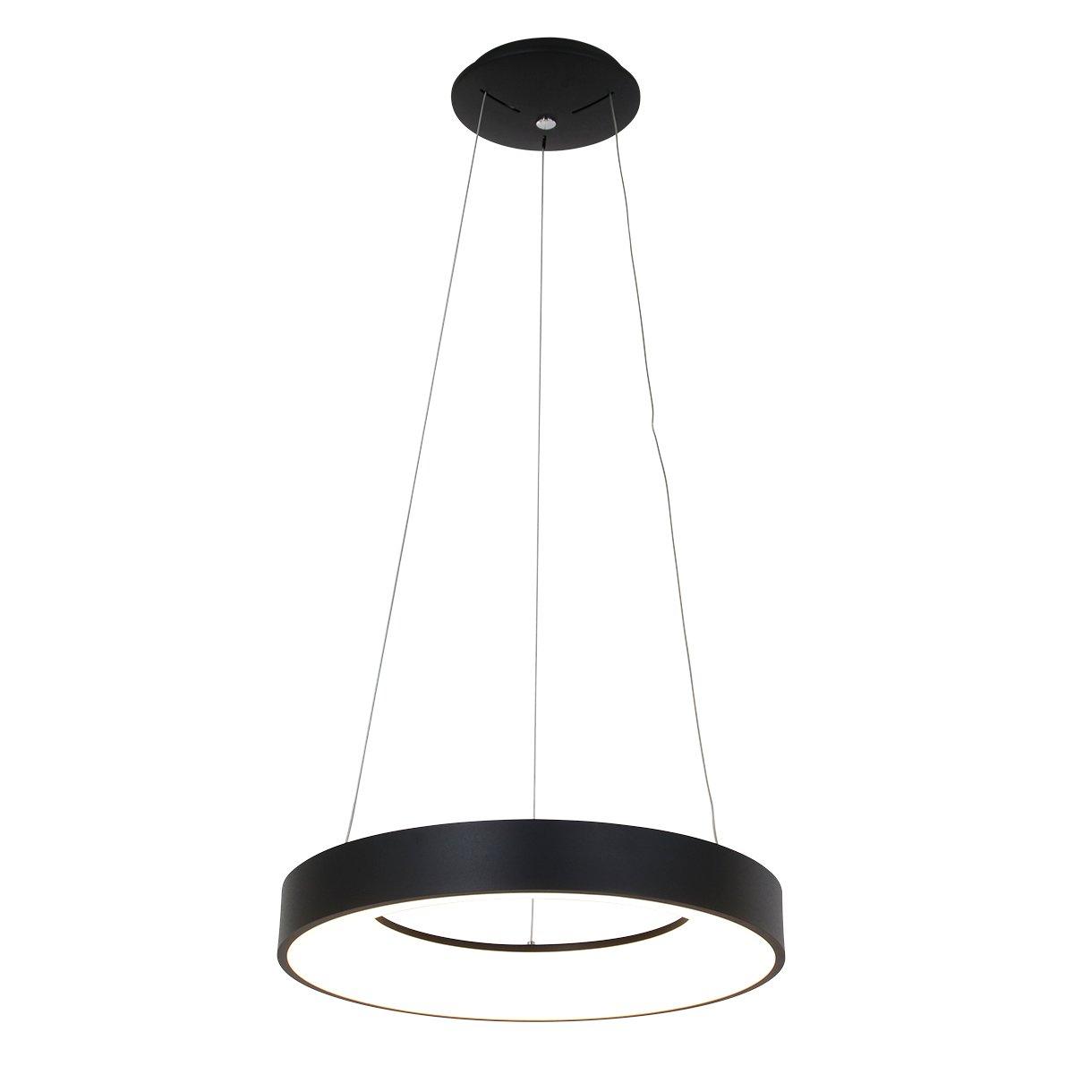 Hanglamp Steinhauer Ringlede Zwart