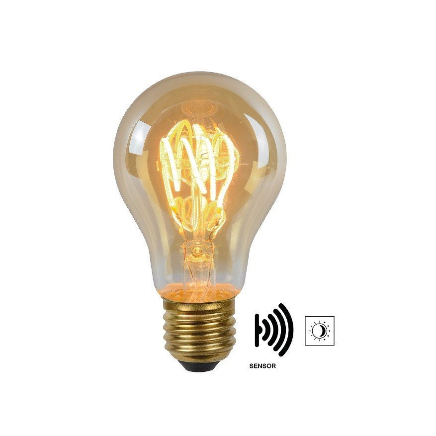 Led Lamp Standaard E27 Met Dag/Nacht Sensor
