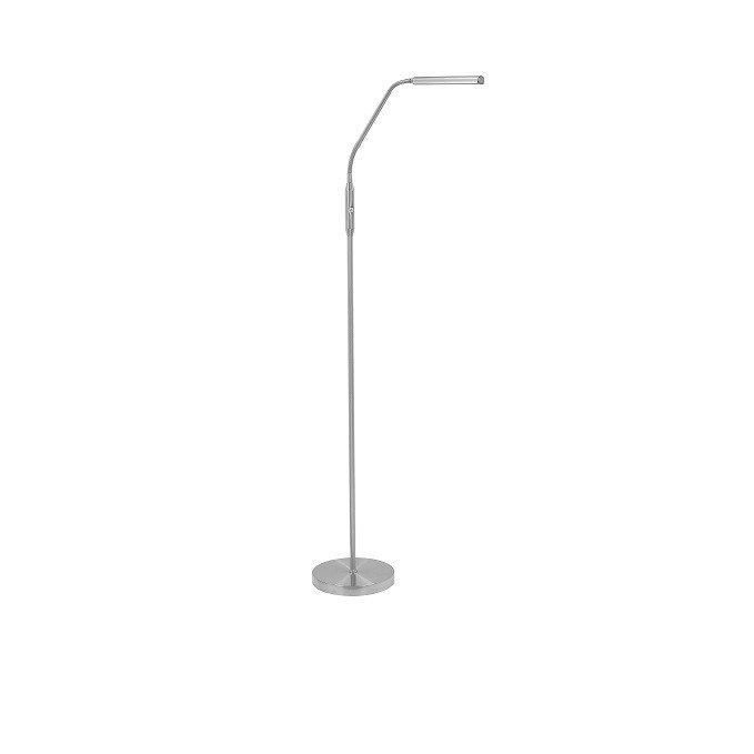Vloerlamp Highlight Murcia Staal Enkel
