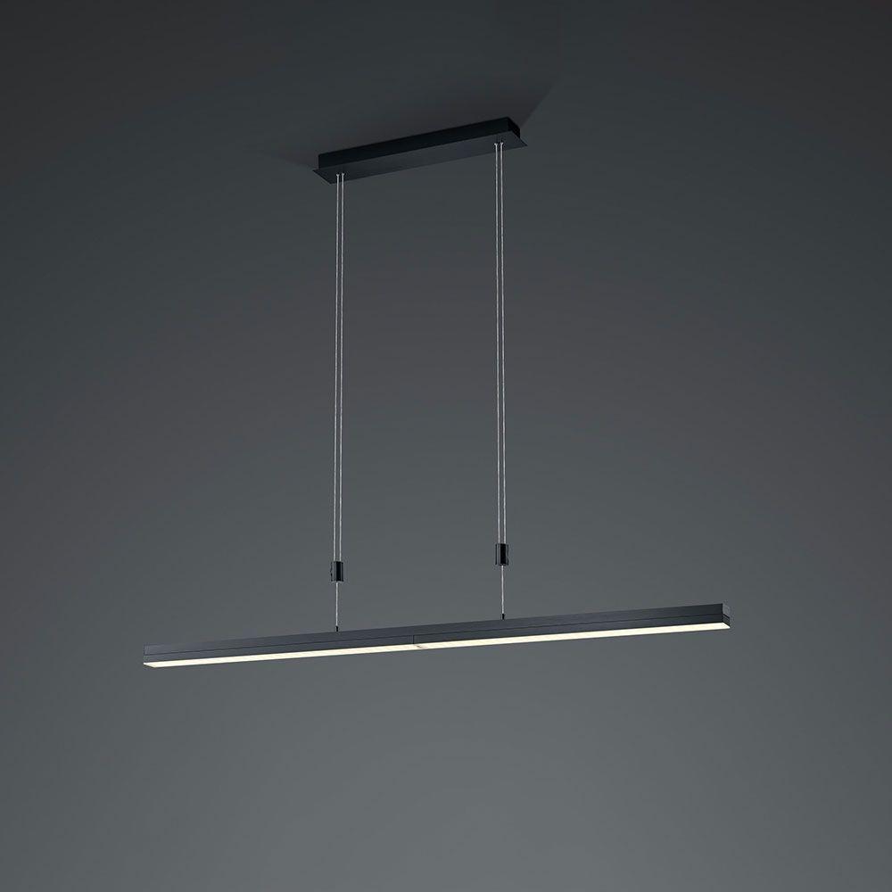 Hanglamp B-Leuchten By Bankamp Expanda X Antraciet