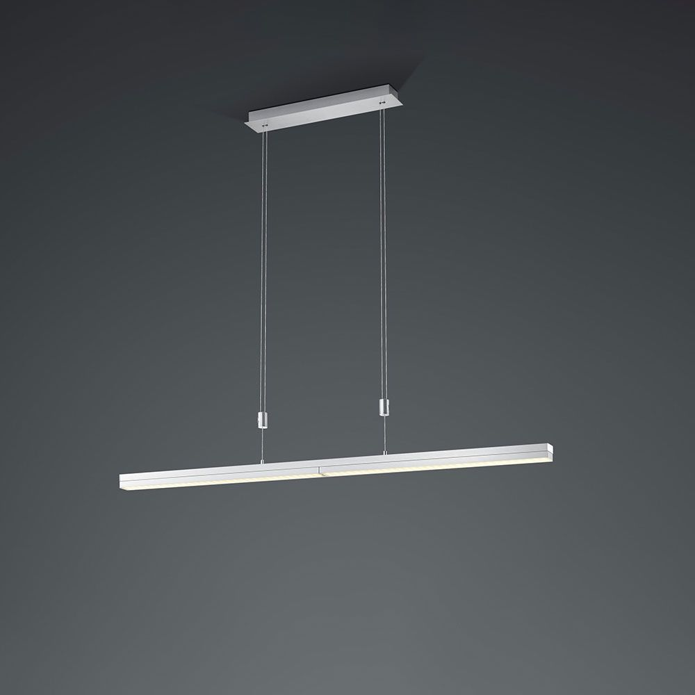 Hanglamp B-Leuchten By Bankamp Expanda X Staal