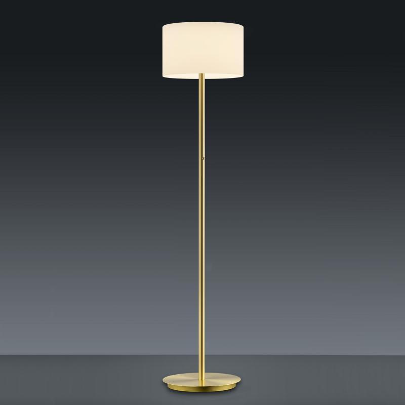 Vloerlamp Bankamp Grazia Messing