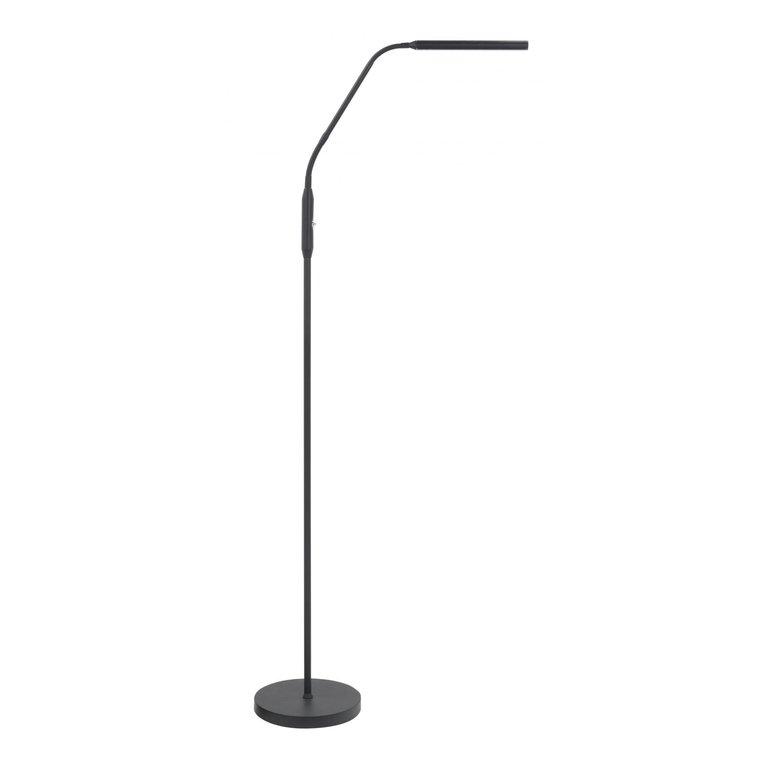 Vloerlamp Highlight Murcia Zwart Enkel