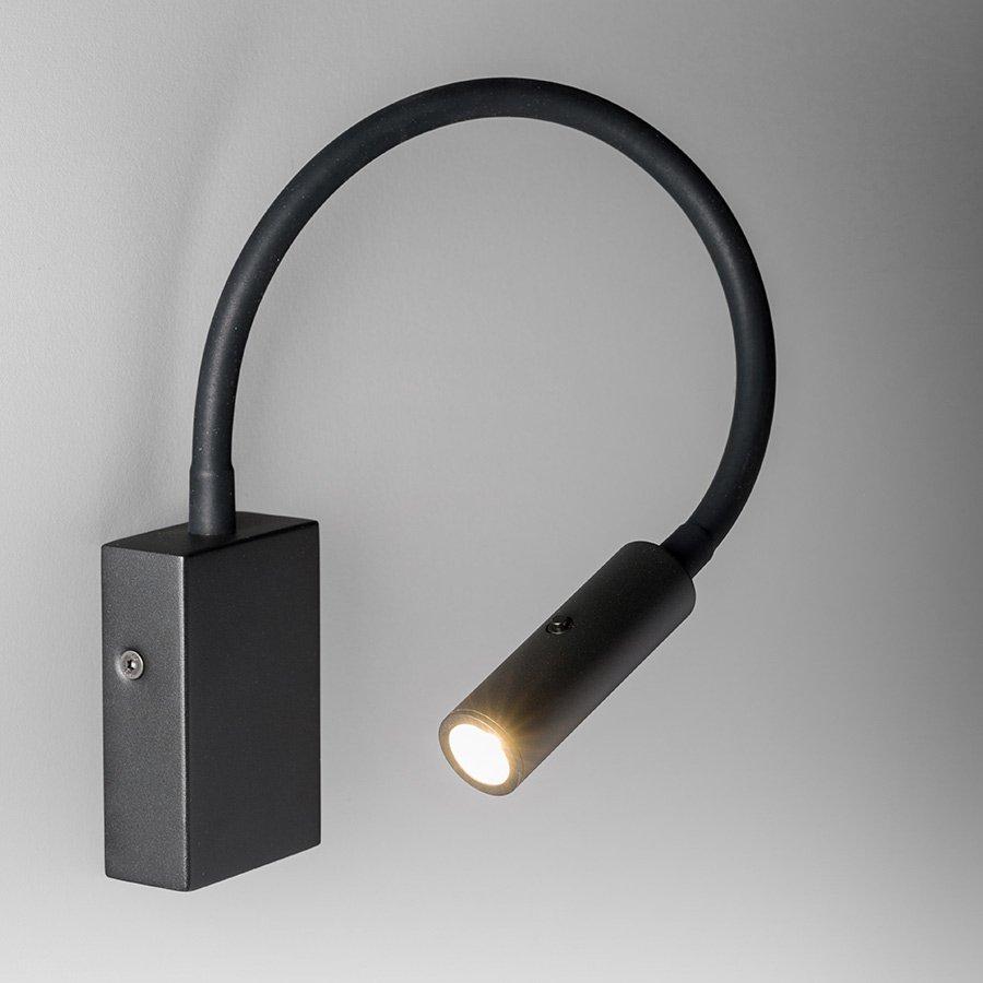 Wandlamp Lupia Switch Zwart 8996