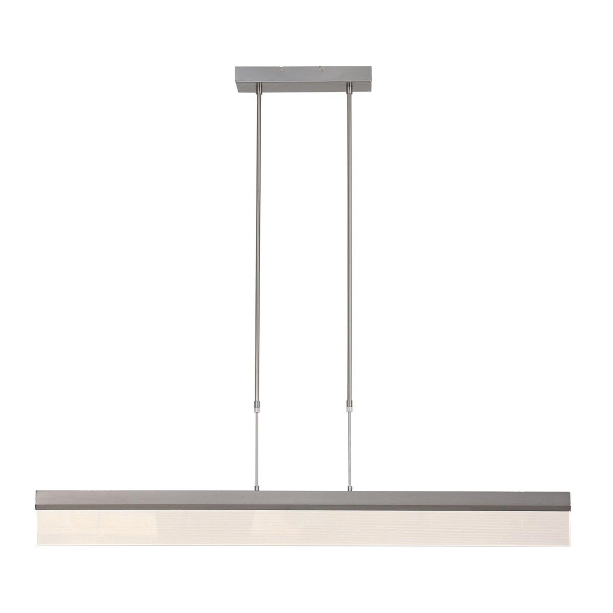Hanglamp Steinhauer Atletiche Staal Kleur Instelbaar