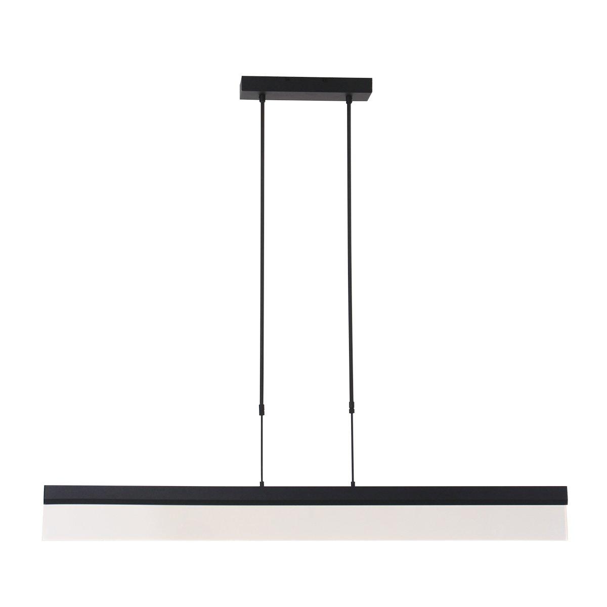 Hanglamp Steinhauer Atletiche Zwart Kleurinstelbaar