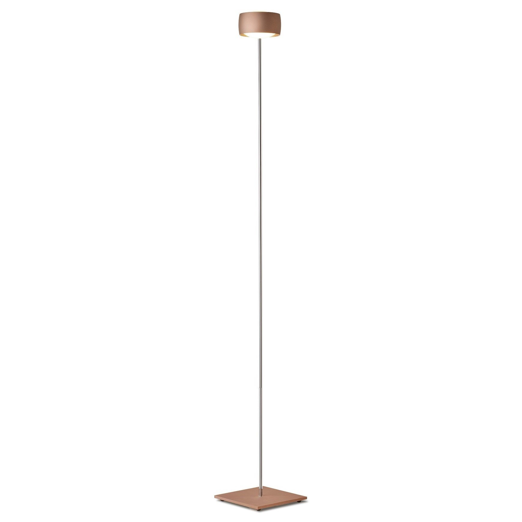 Vloerlamp Oligo Grace Satin Copper