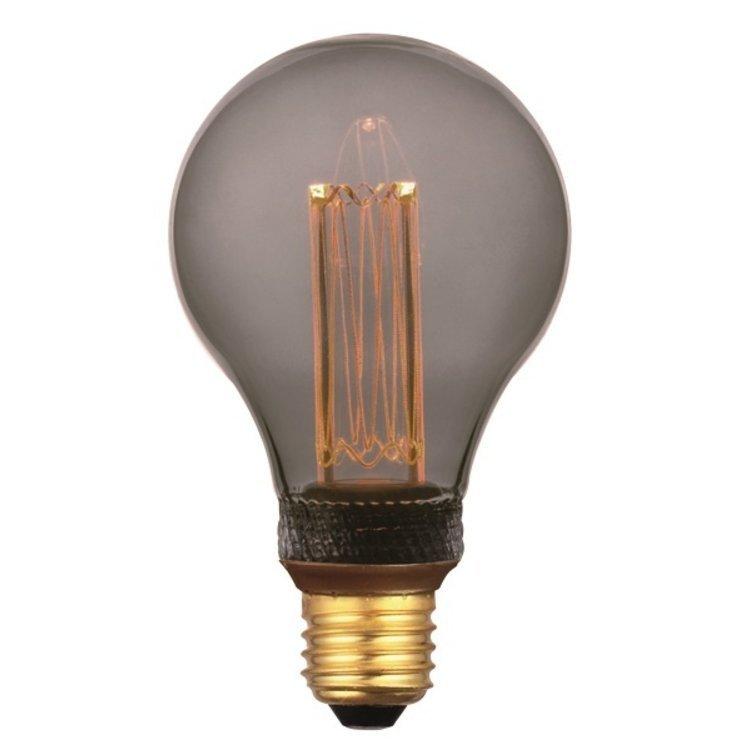 Dimbare Ledlamp 3Standen Smoke Standaard