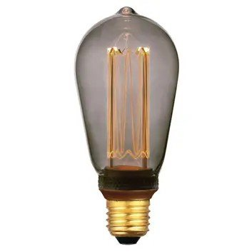 Dimbare Ledlamp 3Standen Smoke ST64