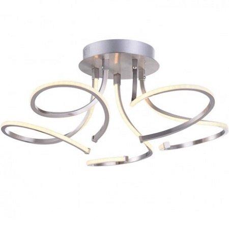 Plafondlamp Perito Led 8767 Met Vijf Armen 3 Staps Dimbaar