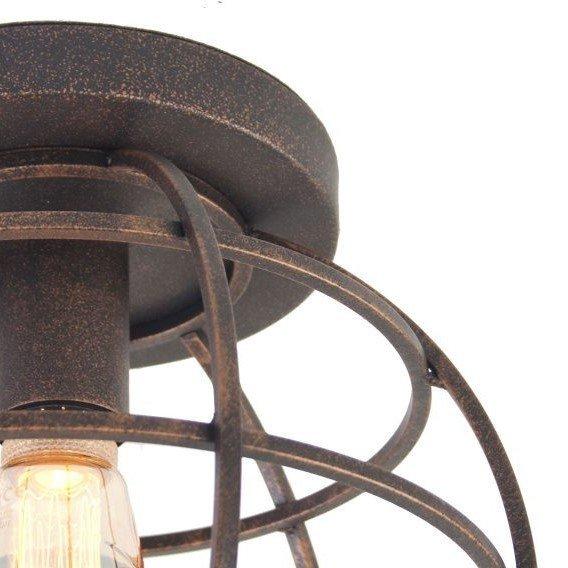 Landelijke lamp don luce